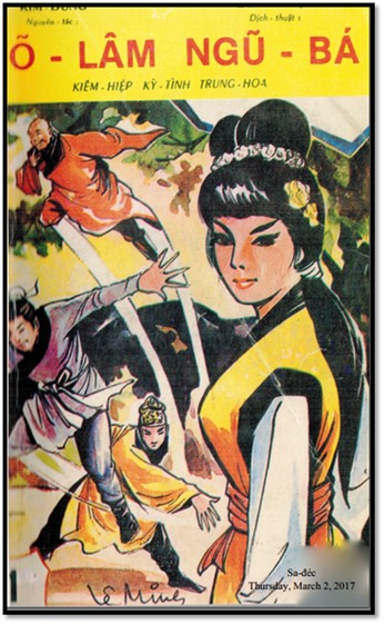 Võ Lâm Ngũ Bá - Kim Dung