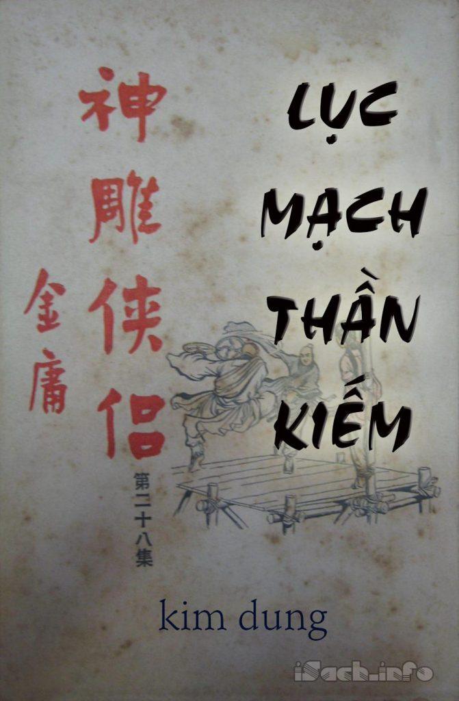 Review truyện Lục Mạch Thần Kiếm – Kim Dung